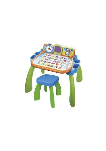Vtech® Spieltisch »3 in 1 Magischer Schreibtisch, bunt«, mit LED-Display kaufen