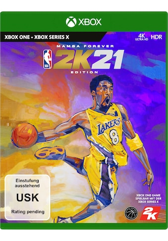 2K Spiel »NBA 2K21 Legend Edition«, Xbox One kaufen