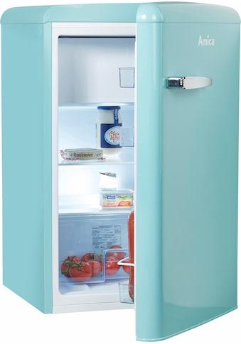 Amica Table Top Kühlschrank, KS 15612 T, 86 cm hoch, 55 cm breit kaufen
