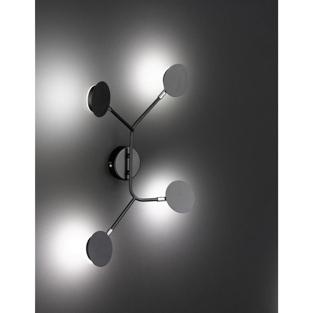 ACTION by WOFI Wandleuchte »BELIZE«, LED-Board, Warmweiß