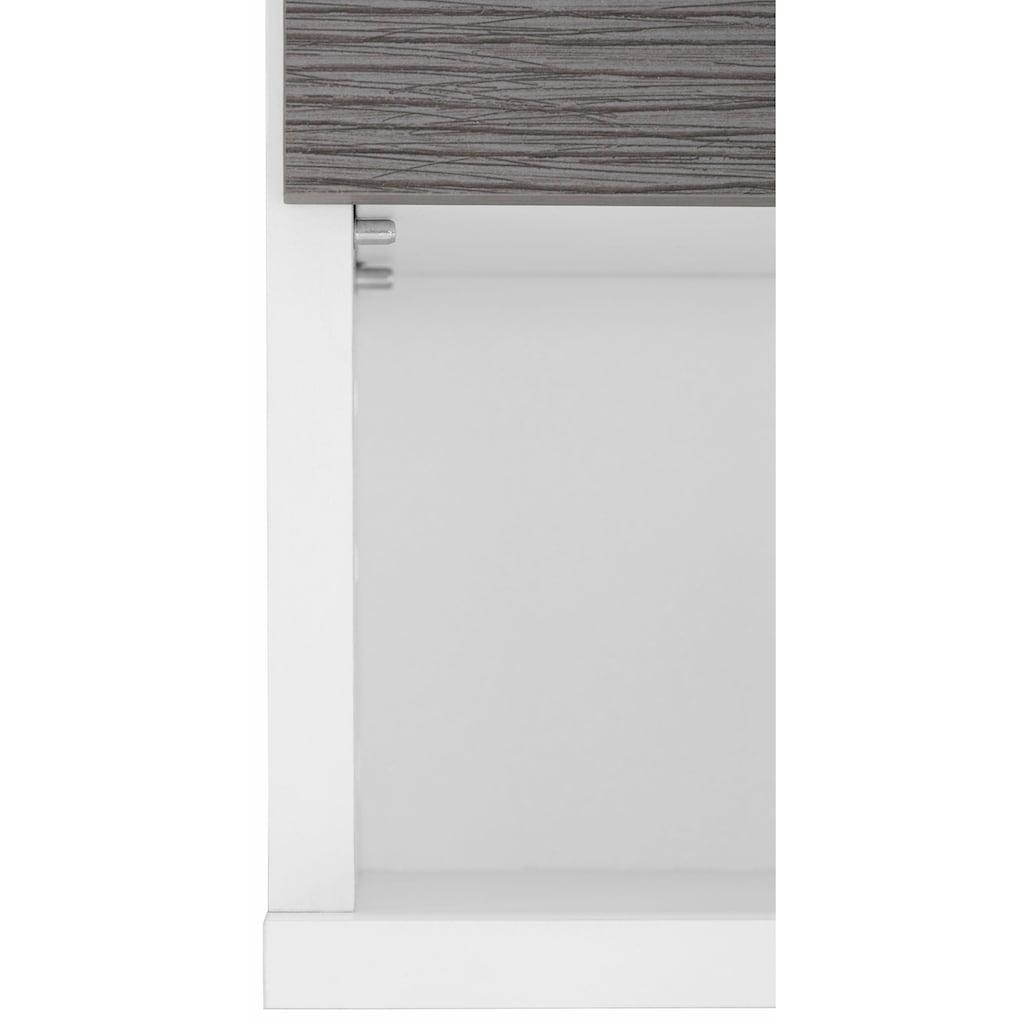 Schildmeyer Hängeschrank »Palermo«, Breite 30 cm, verstellbarer Einlegeboden, wechselbarer Türanschlag, Metallgriff