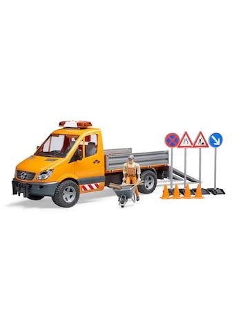 """Bruder® Spielzeug - LKW """"Mercedes Benz Sprinter Kommunal"""" kaufen"""