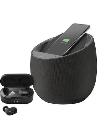 Belkin Smart Speaker »Soundform Elite«, (WLAN, Bluetooth, Alexa-Sprachsteuerung,... kaufen