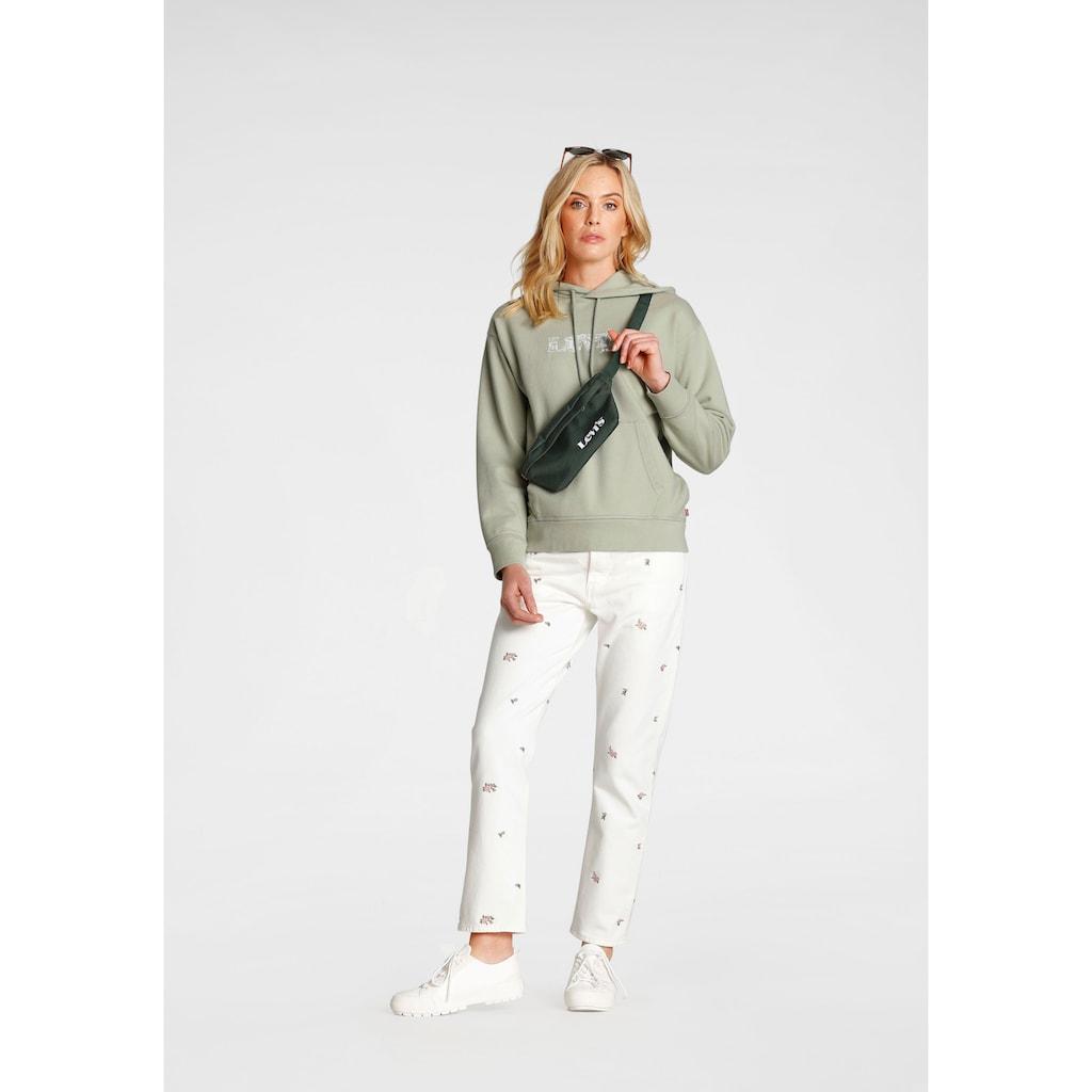 Levi's® Hoodie »Graphic Standard«, mit floralem Markenschriftzug