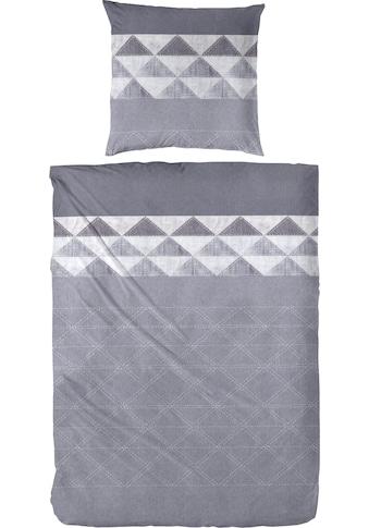 Primera Bettwäsche »Markus«, mit Muster kaufen