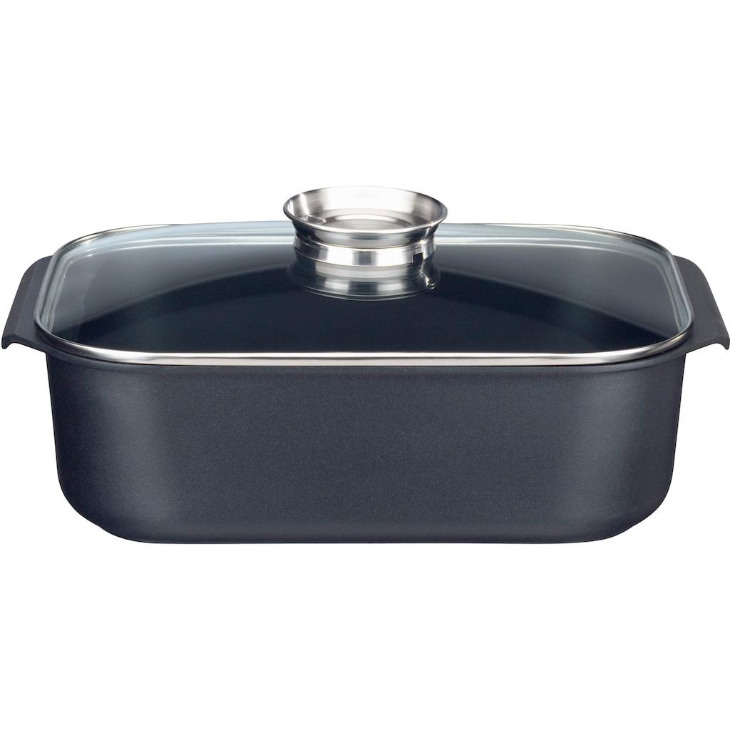 Elo Bräter, Aluminiumguss, (1 tlg.), 7 Liter, Aromaknopf