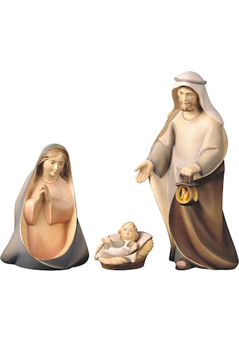 ULPE WOODART Krippenfigur »Heilige Familie«, zur Komet Krippe, Handarbeit kaufen