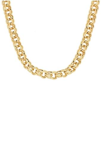 Firetti Goldkette »Garibaldikettengliederung, ca. 3,6 mm breit« kaufen