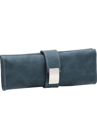 ERBE Maniküre-Etui »Wickeletui aus echtem Leder«, bestückt mit Solinger Premium... kaufen