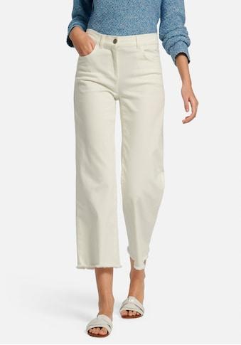 Peter Hahn 7/8-Jeans »Jeans-Culotte«, . kaufen