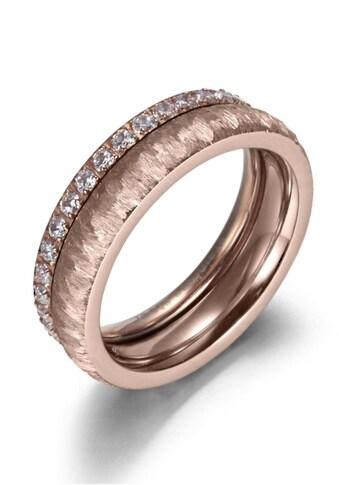 Firetti Ring-Set »2,0 mm, 4,0 mm, Glanzoptik, matt, gekratzt, strukturiert,... kaufen