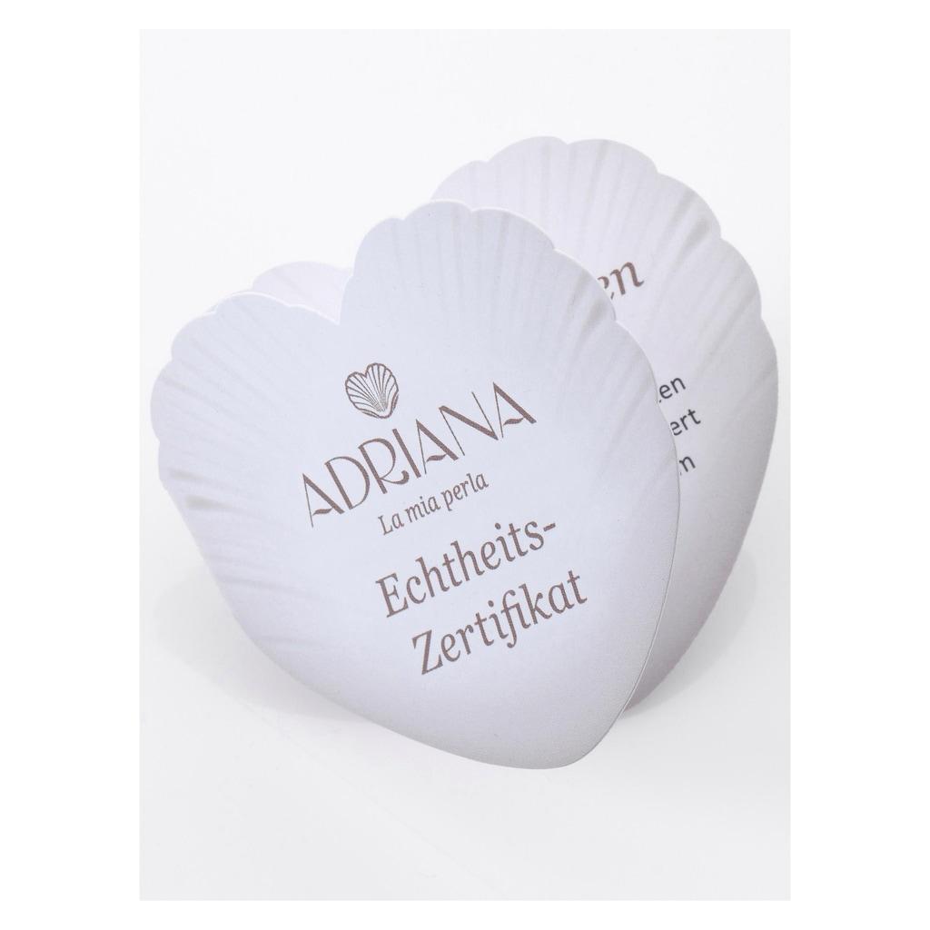 Adriana Paar Ohrhänger »E21.1«, mit Akoyazuchtperlen und abnehmbaren Einhängern