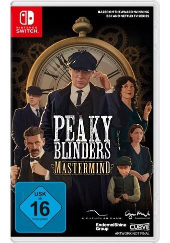 Curve Digital Spiel »Peaky Blinders: Mastermind«, Nintendo Switch kaufen