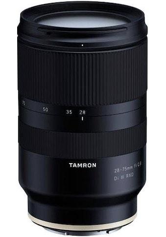 Tamron »AF 28 - 75mm 2,8 Di III RXD« Objektiv kaufen
