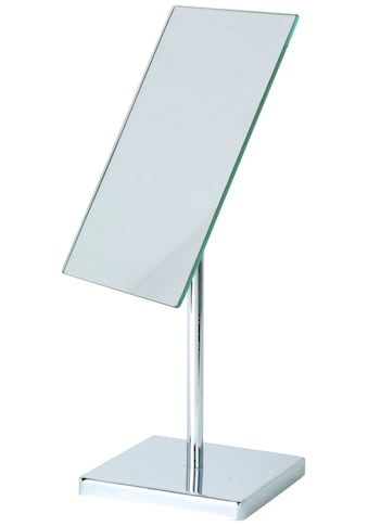 MSV Kosmetikspiegel »Standspiegel«, Vergrösserung x2, verchromt kaufen