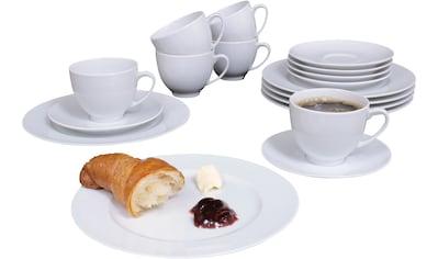 "Eschenbach Kaffeeservice ""Barkarole"" (18 - tlg.), Porzellan kaufen"