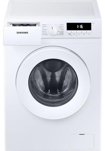 Samsung Waschmaschine »WW81T304PWW«, WW81T304PWW, 8 kg, 1400 U/min kaufen