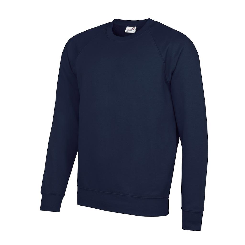 AWDIS Rundhalspullover »Academy Herren Rundhals-Sweatshirt«