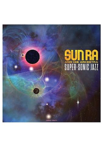 Vinyl »Super-Sonic Jazz (180g Vinyl) / Sun Ra And His Arkestra« kaufen