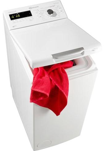 BAUKNECHT Waschmaschine Toplader WMT EcoStar 6Z BW kaufen