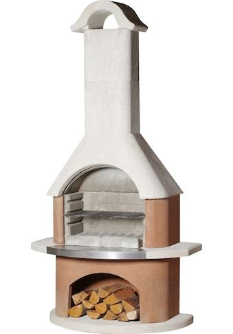 Buschbeck Grillkamin »Davos«, BxTxH: 110x65x210 cm kaufen