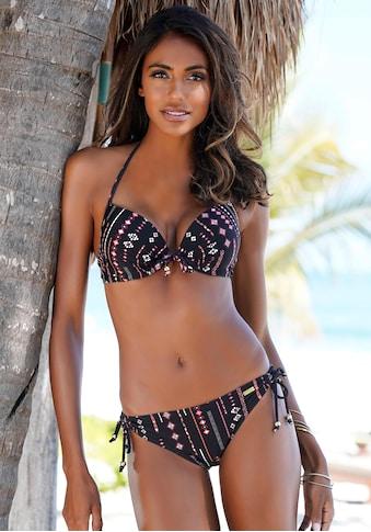 Buffalo Push-Up-Bikini, mit Zierperlen kaufen
