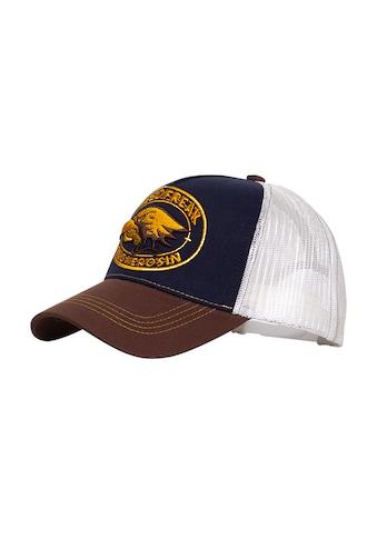 KingKerosin Trucker Cap »Speedfreak«, mit kontrastierender Stickerei kaufen