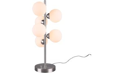 TRIO Leuchten Tischleuchte »Alicia«, G9, 1 St., integrierter Dimmer, Leuchtmittel... kaufen