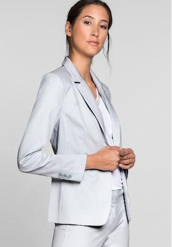 bianca Kurzblazer »MANDY«, im edlen Streifen-Look kaufen