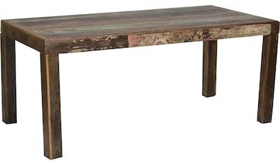 SIT Esstisch »Fridge«, in 2 Breiten, Shabby Chic, Vintage kaufen
