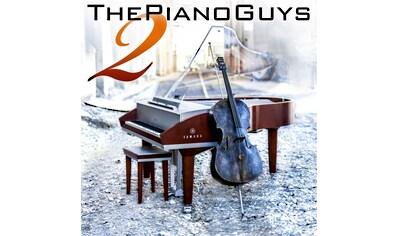 Musik-CD »The Piano Guys 2 / Piano Guys,The« kaufen