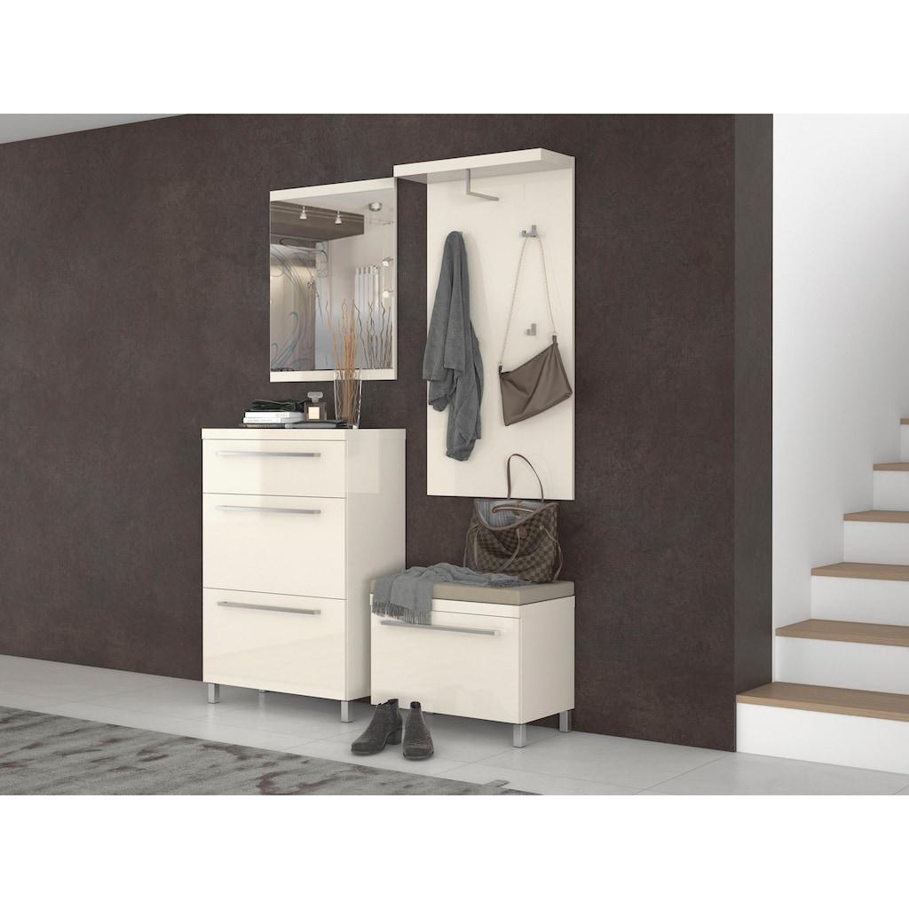 Places of Style Schuhschrank »Rio«, hochwertig UV lackiert, mit Soft-Close-Funktion