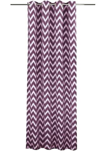Vorhang, »Janice«, VHG, Ösen 1 Stück kaufen