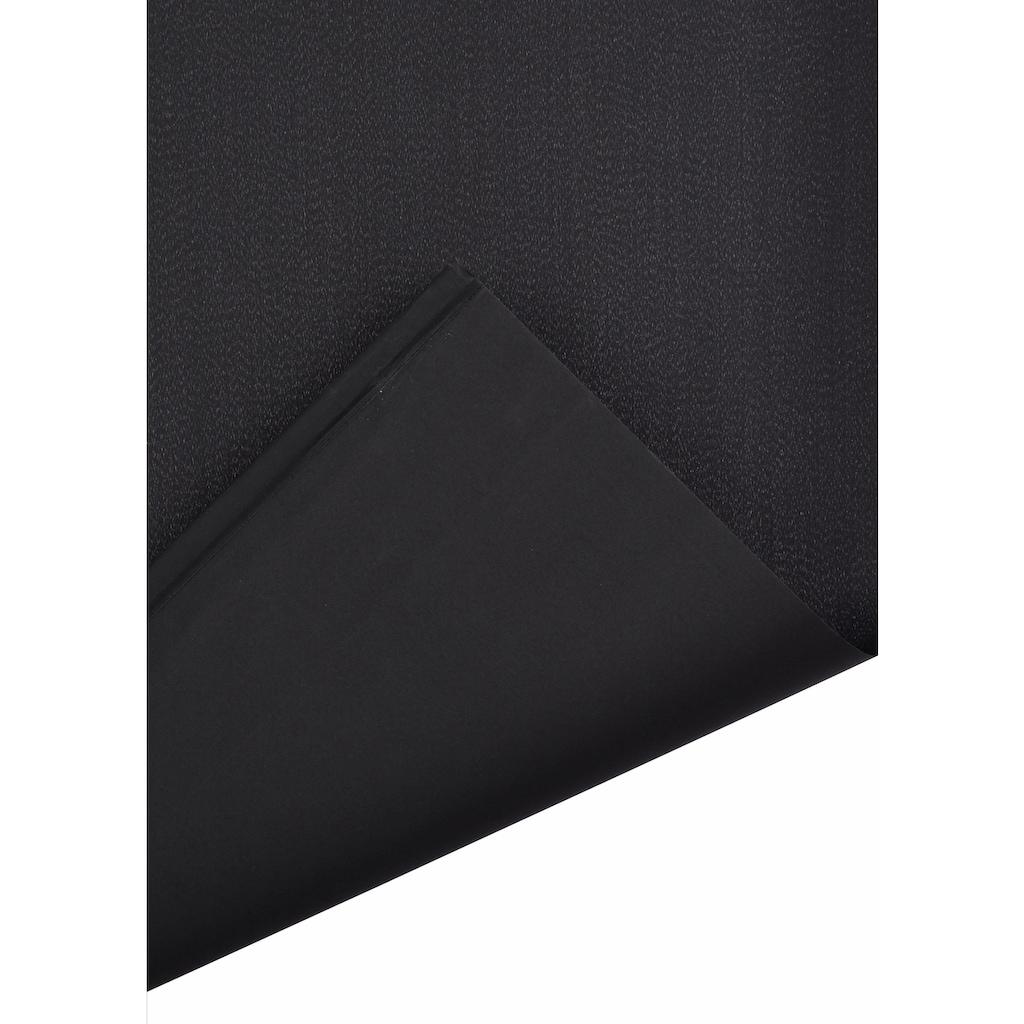 my home Seitenzugrollo »Themse-Uni«, Lichtschutz, ohne Bohren, freihängend, im Fixmaß