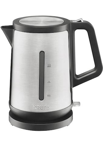 Krups Wasserkocher »BW442D«, 1,7 l, 2400 W kaufen