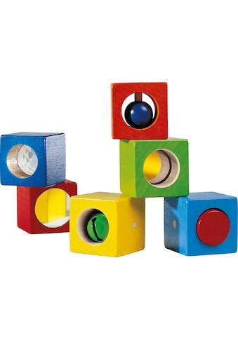Haba Spielbauklötze »Erkundungssteine«, Made in Germany kaufen