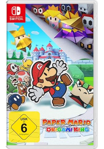 Nintendo Switch Spiel »Paper Mario: The Origami King«, Nintendo Switch kaufen