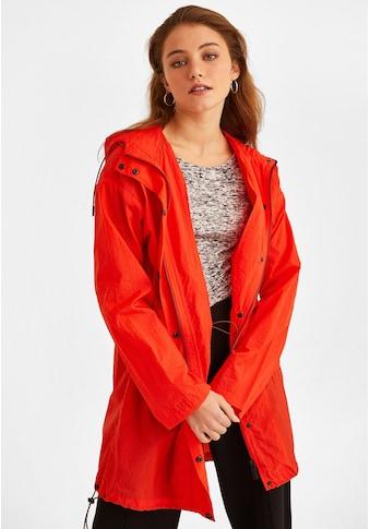OXXO Regenjacke, mit großen seitlichen Taschen kaufen
