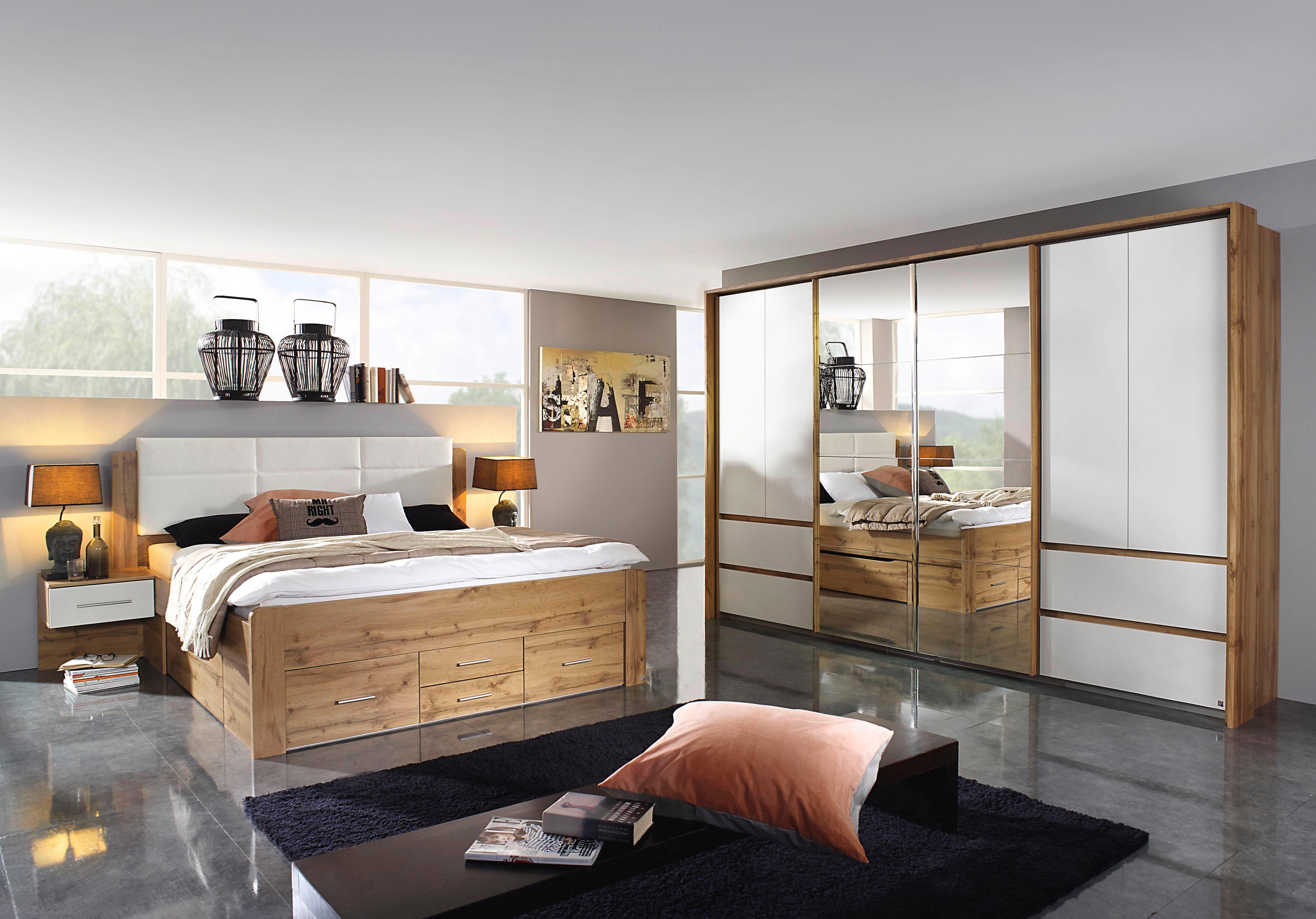 rauch Schlafzimmer-Set »Weingarten« (Set, 4-tlg)