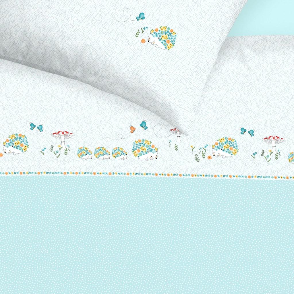 Schlafgut Kinderbettwäsche »Hedwig«, aus zertifizierter Bio-Baumwolle