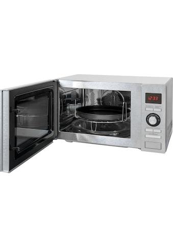 exquisit Mikrowelle »MW 9025 H-3«, Mikrowelle-Grill und Heißluft, 900 W kaufen