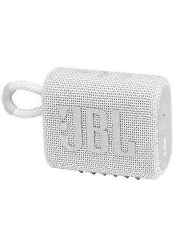 JBL Portable-Lautsprecher »GO 3«, wasser- und staubfest kaufen