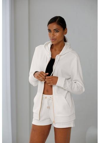 Bench. Sweatshorts, aus Piqué mit 3D-Logoschriftzug kaufen