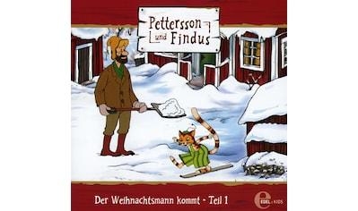 Musik-CD »(7)NEU HSP TV-Der Weihnachtsmann Kommt,Teil 1 / Pettersson Und Findus« kaufen