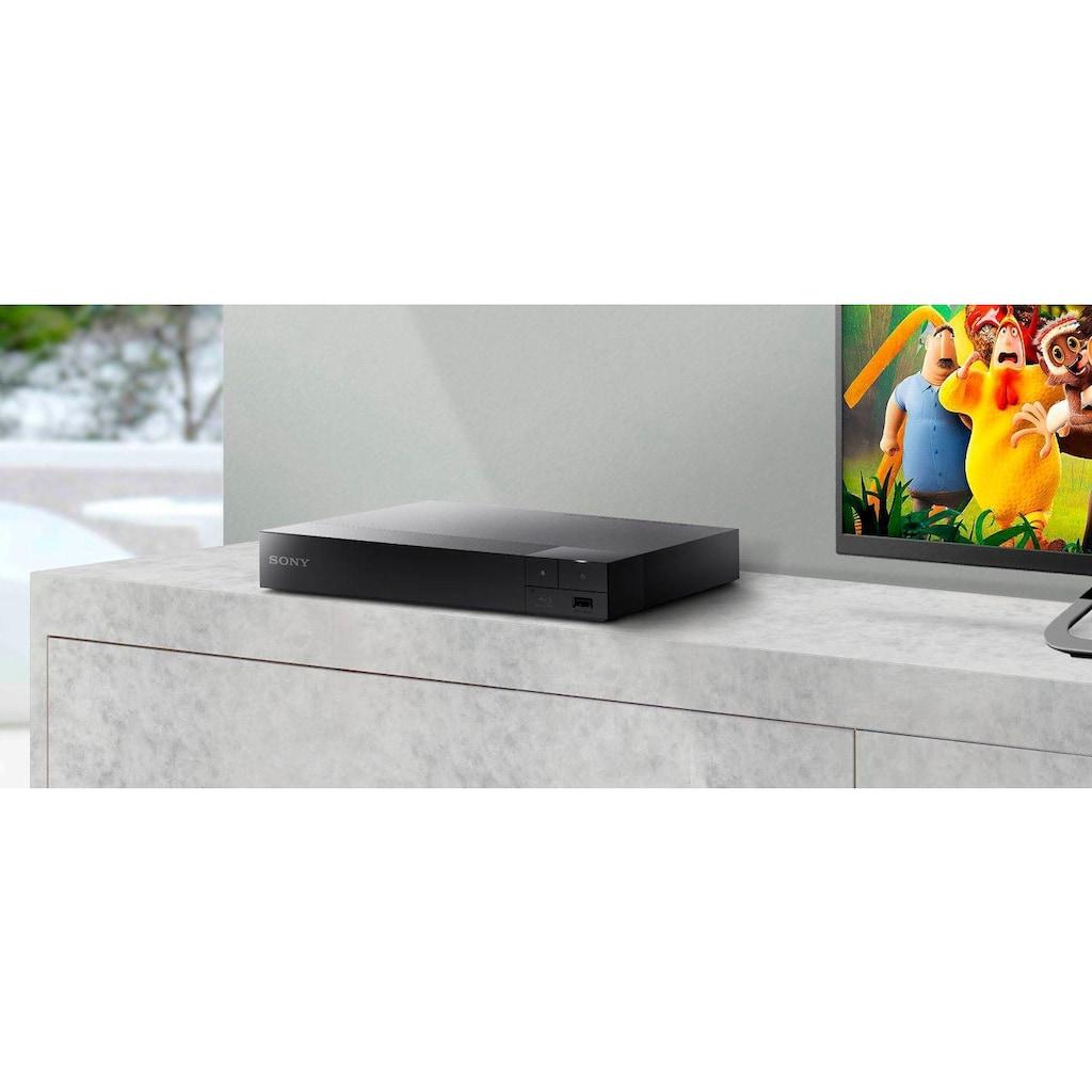 Sony Blu-ray-Player »BDP-S3700«, Miracast (Wi-Fi Alliance)-LAN (Ethernet)-WLAN, Full HD