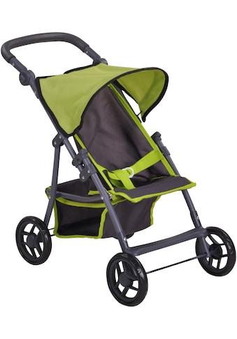 Knorrtoys® Puppenbuggy »Liba - tec green« kaufen