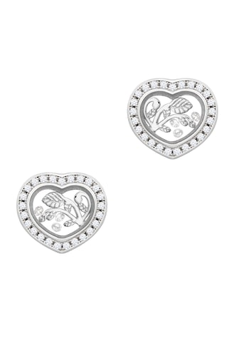 ASTRA Paar Ohrhänger »ASTRA NEW BEGINNING Stud Earrings Frame with Stone« kaufen
