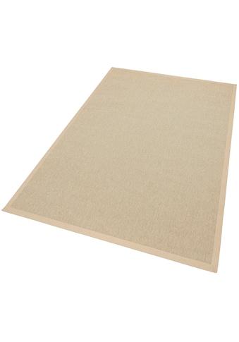 Teppich, »Naturino Rips«, Dekowe, rechteckig, Höhe 7 mm, maschinell gewebt kaufen