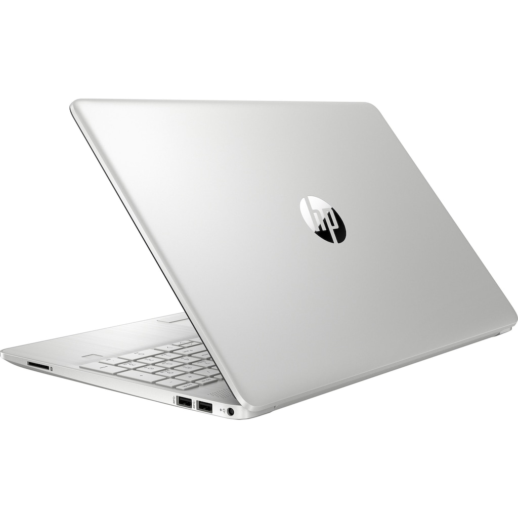 "HP Notebook »15-dw3205ng«, (39,6 cm/15,6 "" Intel Core i5 GeForce MX350\r\n 512 GB SSD), Kostenloses Upgrade auf Windows 11, sobald verfügbar"