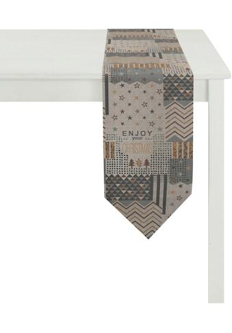 APELT Tischband »5200 Christmas Elegance«, (1 St.) kaufen